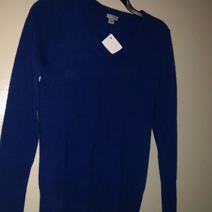 Halogen Sweaters - Women's halogen cashmere pullover sweater sz Xs